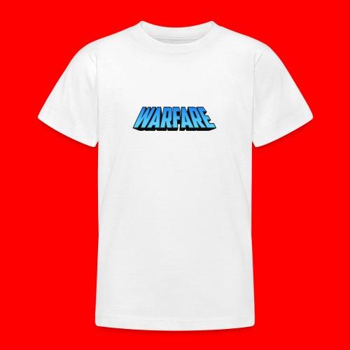 Warfare 2018 Logo Printed Merchandise - Teenage T-Shirt