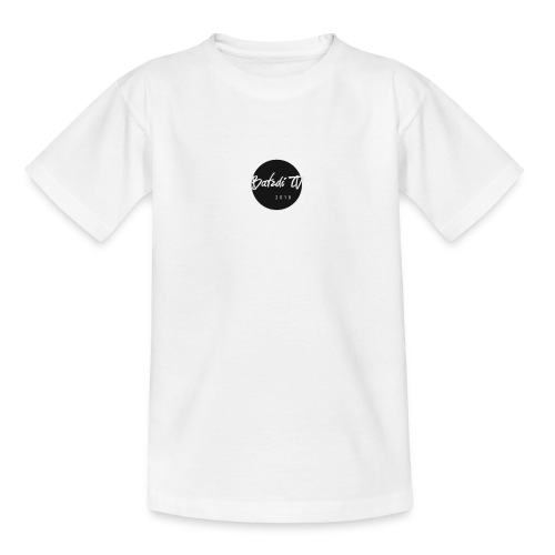 BatzdiTV -Premium round Merch - Teenager T-Shirt