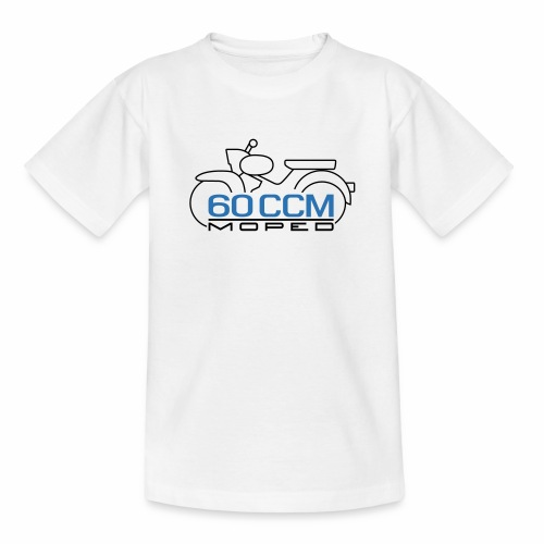 Moped Star 60 ccm Emblem - Teenage T-Shirt