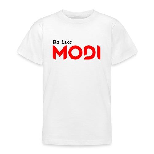 Be Like MoDi - Koszulka młodzieżowa