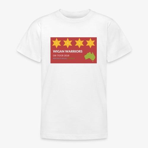 NSW AUS 2018 - Teenage T-Shirt