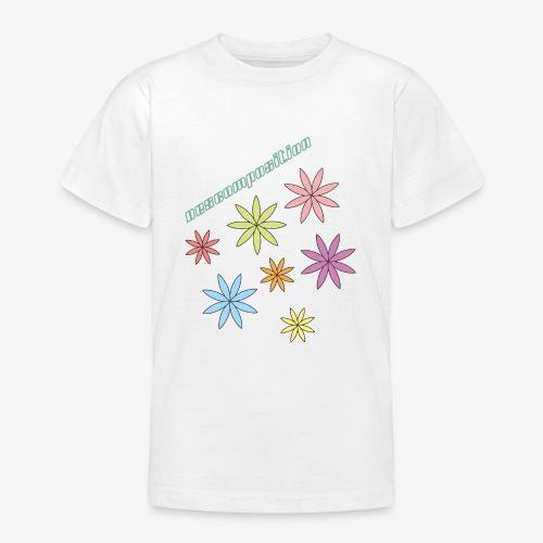 SOLRAC composition - Camiseta adolescente