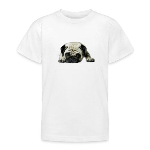 Cute pugs - Camiseta adolescente