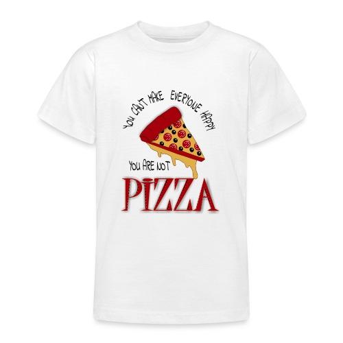 Non puoi rendere tutti felici che non sei la pizza - Maglietta per ragazzi