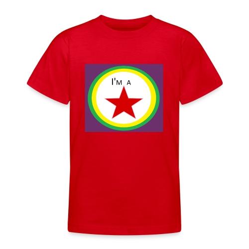 I'm a STAR! - Teenage T-Shirt