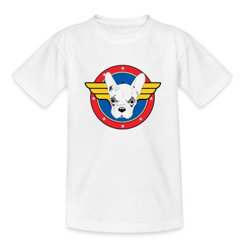 Super frenchie - T-shirt Ado
