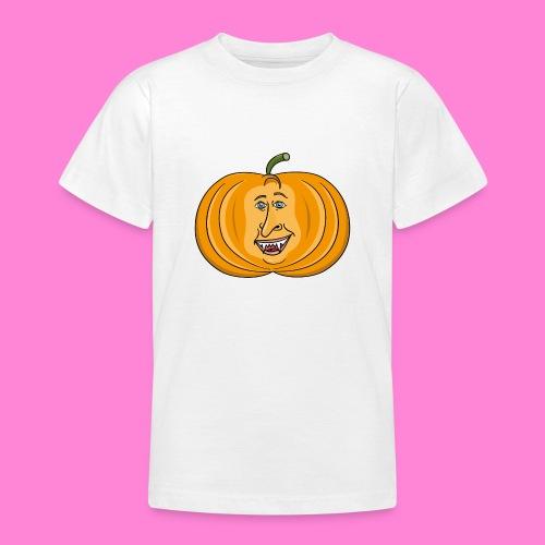 Rick pumpkin - Teenager T-shirt