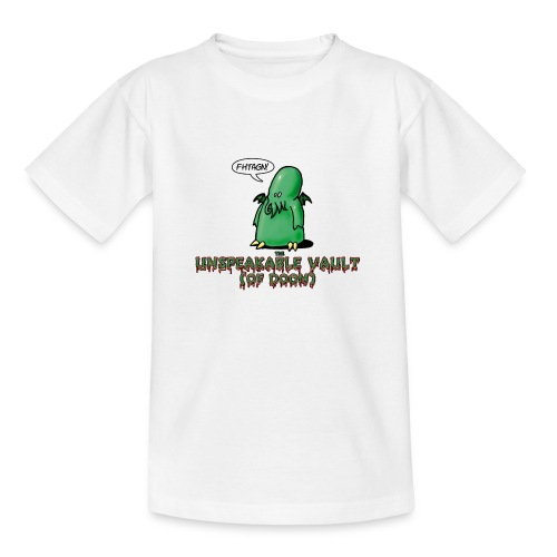 Unspeakable Vault (of Doom) - T-shirt Ado
