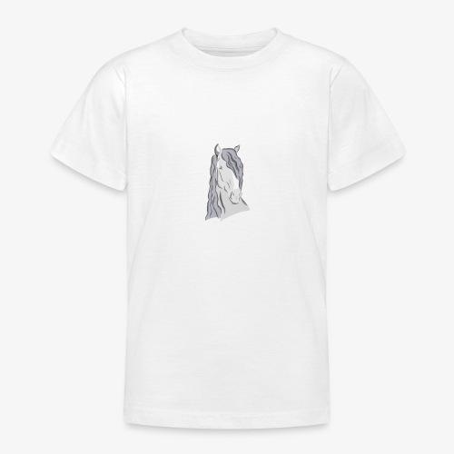 Beispiel Druck - Teenager T-Shirt