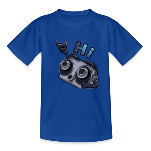 The DTS51 emote1 - Teenager T-shirt