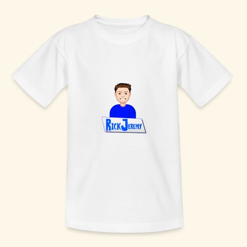 RickJeremymerchandise - Teenager T-shirt