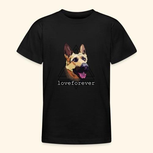 SHEPHERD LOVE FOREVER - Camiseta adolescente