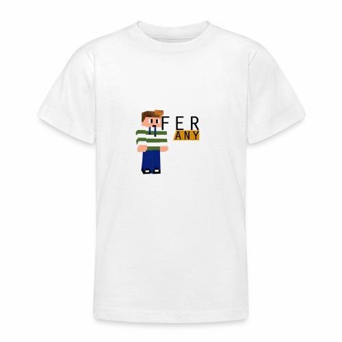 MinecraftFeranyLogo - Teenager T-shirt