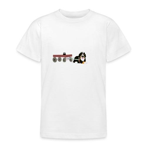 bernerdrag hona - T-shirt tonåring