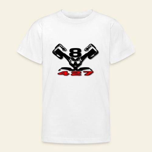 427 v8 - Teenager-T-shirt