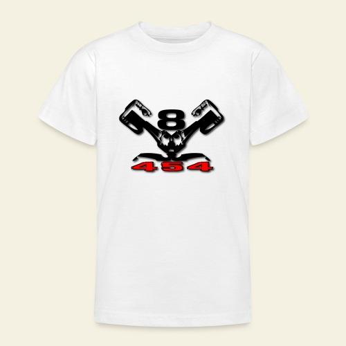 454 v8 - Teenager-T-shirt