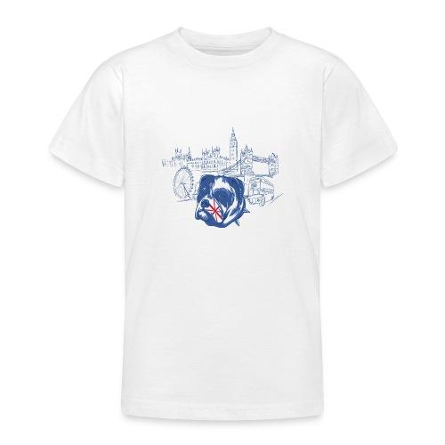 London - T-shirt tonåring