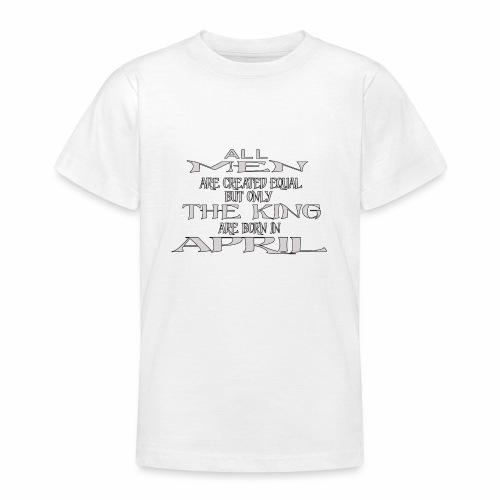 KING AVRIL - T-shirt Ado