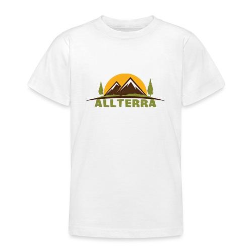 camiseta básica Alterra - Camiseta adolescente
