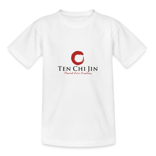 Ten Chi Jin Martial Arts Academy - Teenager-T-shirt