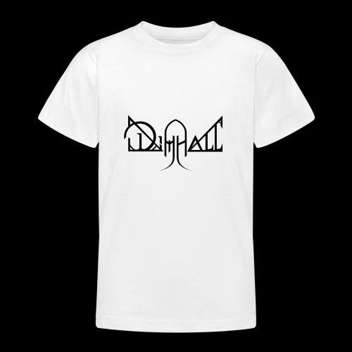 Dimhall Black - Teenage T-Shirt