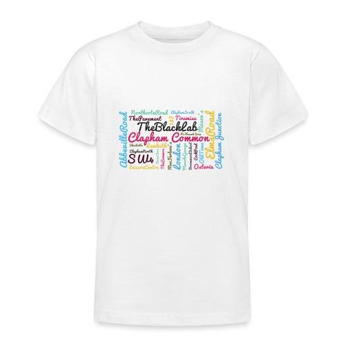 Clapham Common - Teenage T-Shirt