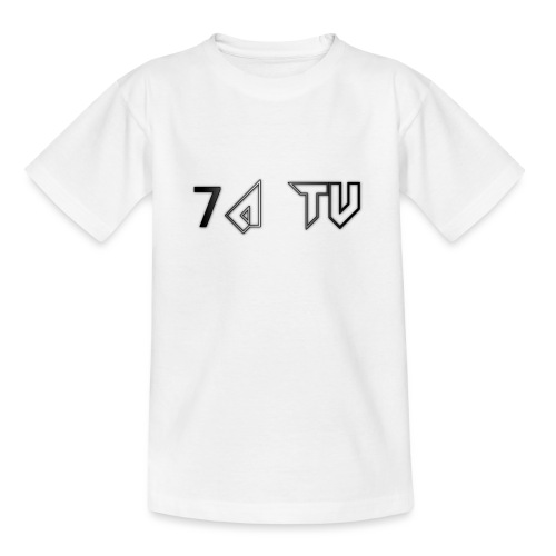 7A TV - Teenage T-Shirt
