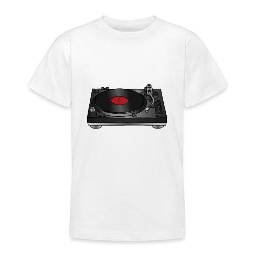Plattenspieler VINYL - Teenager T-Shirt