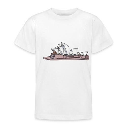 Opernhaus in Sydney, Australien c - Teenager T-Shirt