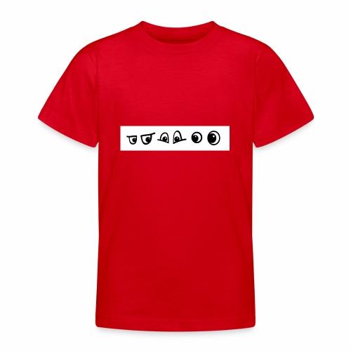 graffiti caracter augen - Teenager T-Shirt