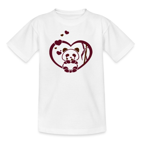 yendapanda - Teenager T-shirt
