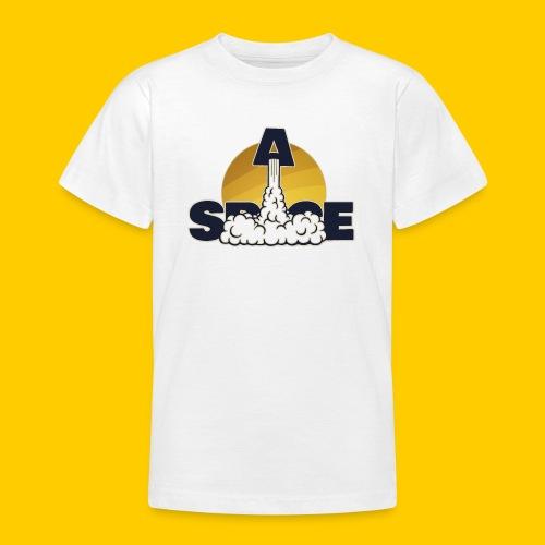 Space - T-shirt tonåring