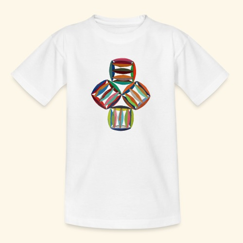 square2square - Teenager T-shirt