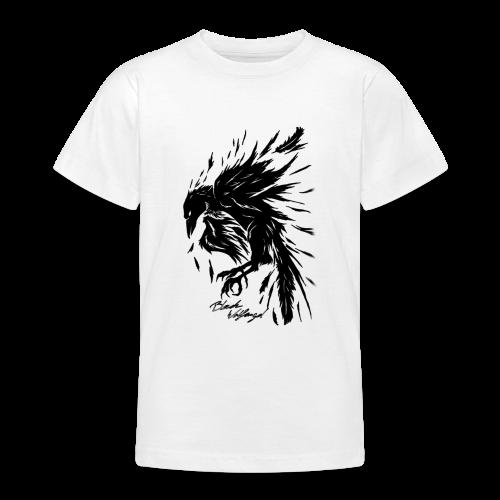 raven_tribal - Teenager T-Shirt
