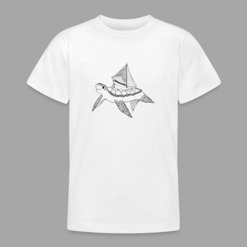 Voyage fantaisiste - La valse à mille points - T-shirt Ado
