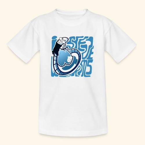 i STEVE WORMS - Teenage T-Shirt