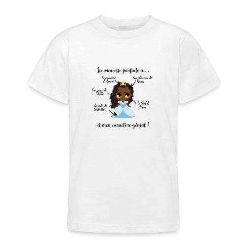 Princesse parfaite - T-shirt Ado