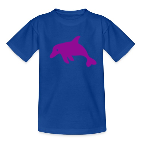 Delphin - Teenager T-Shirt