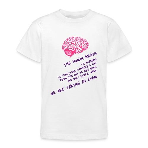 Human Brain - Maglietta per ragazzi