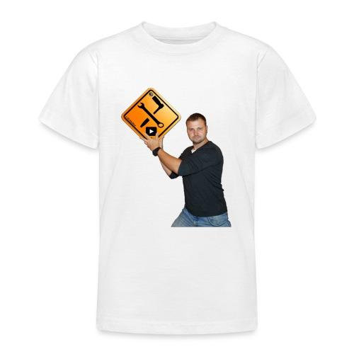 M1Molter + Logo - Teenager T-Shirt