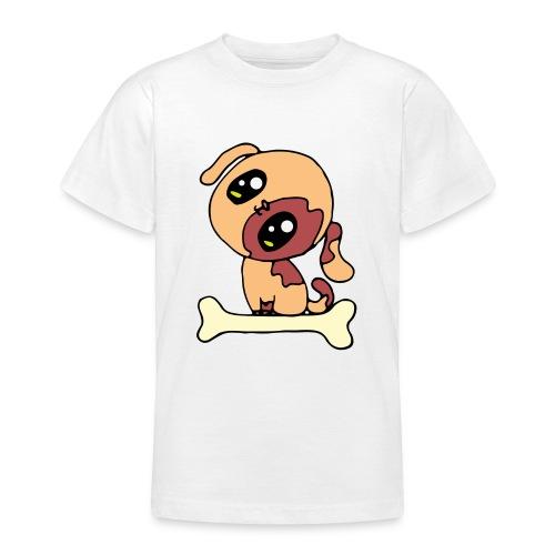 Kawaii le chien mignon - T-shirt Ado