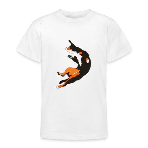 Entlebucher Hopp - T-shirt tonåring
