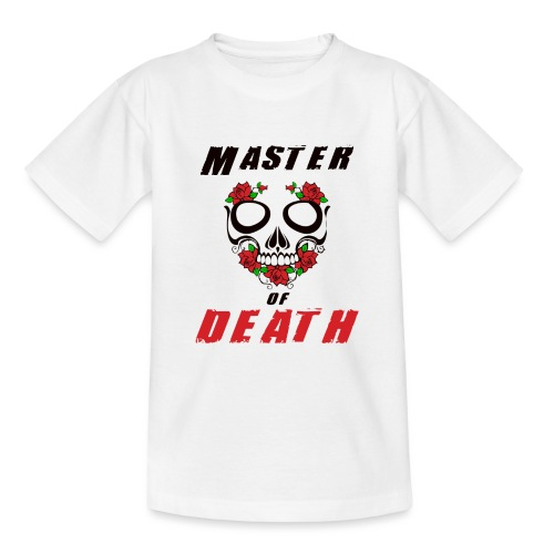 Master of death - black - Koszulka młodzieżowa