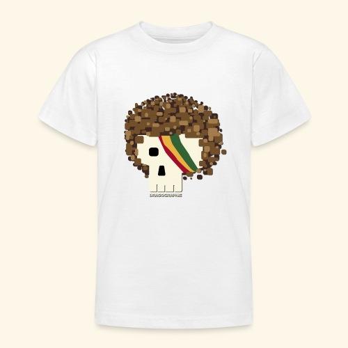 RASTA SKULL - T-shirt Ado