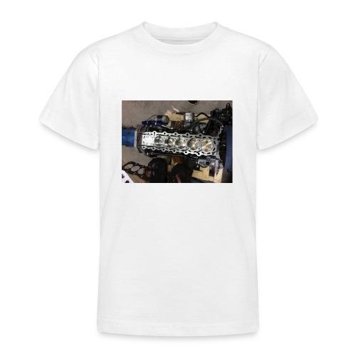 Motor tröja - T-shirt tonåring