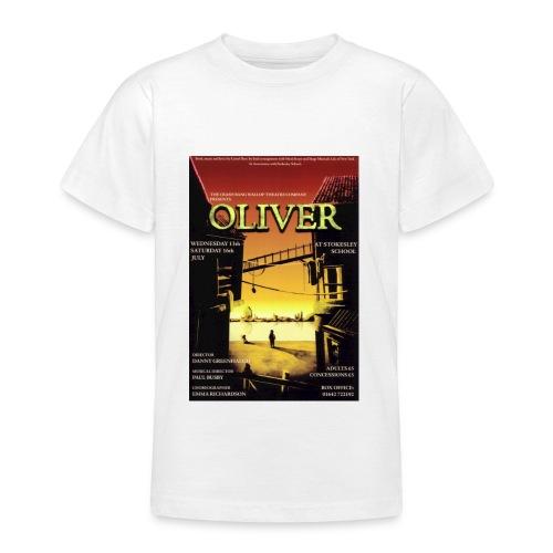 oliverposter120dpi - Teenage T-Shirt