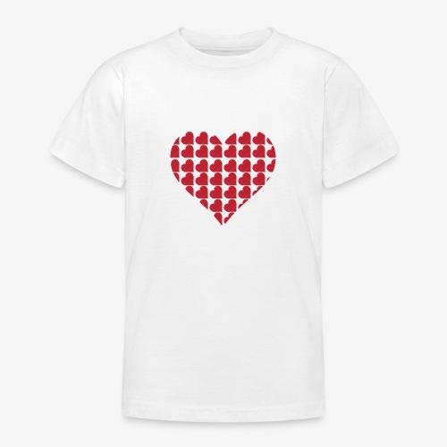 Cuoricini-love-valentine-day-heart - Maglietta per ragazzi