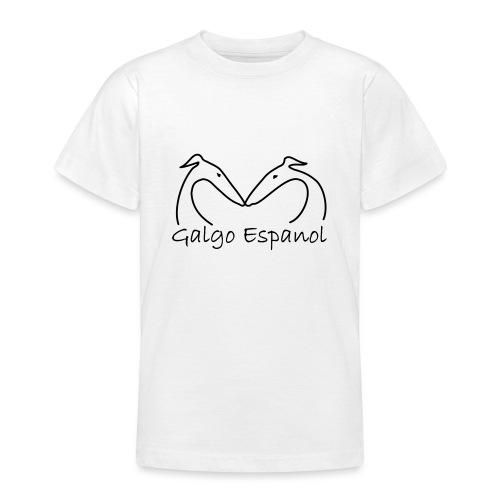 Galgopaar - Teenager T-Shirt