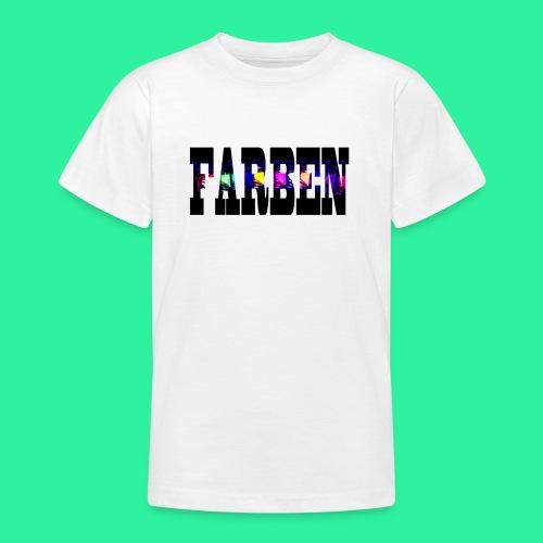 FARBEN - Teenager T-Shirt