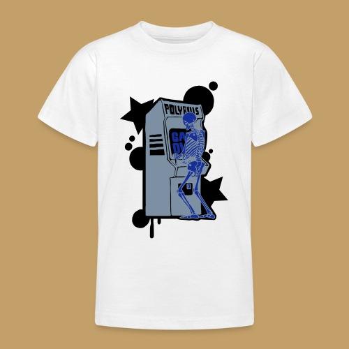 Hi-Score Silver X-ray - Koszulka młodzieżowa